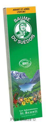 St benoit baume du suedois BIO - 100 ml - LES LABORATOIRES SAINT BENOIT