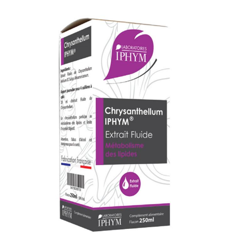 Chrysanthellum extrait fluide - 250 ml - IPHYM
