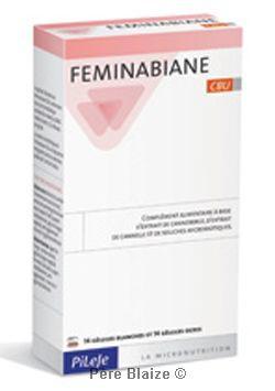 Feminabiane cbu - 28 gél - LABORATOIRE PILEJE