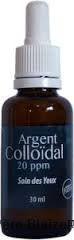 Argent colloïdal hygiene de l'oeil - 30 ml - DR THEISS