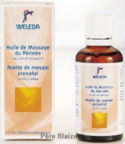 Huile de massage du périnée - 50 ml - WELEDA