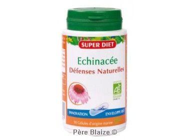 Echinacee BIO - 90 gél - LABORATOIRES SUPERDIET