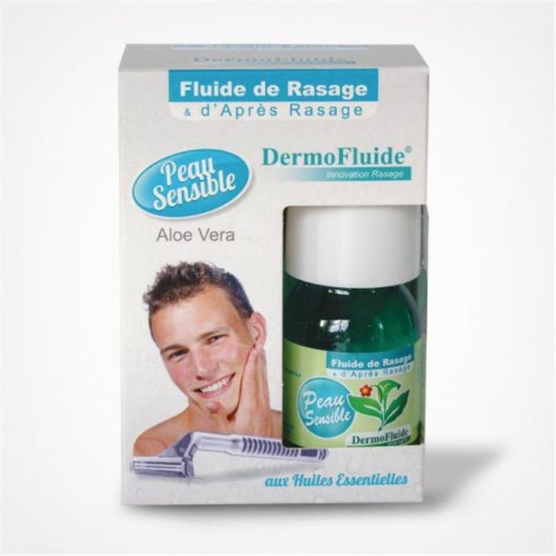 Electro fluide - fluide de rasage - DERMOFLUIDE - DETERLUB
