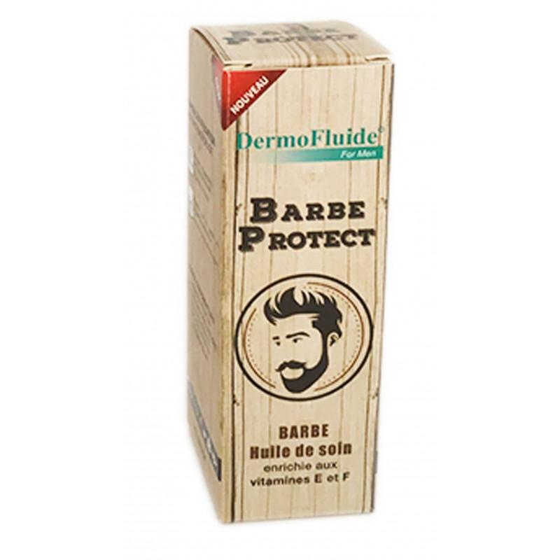 Barbe protect - soin de barbe - DERMOFLUIDE - DETERLUB