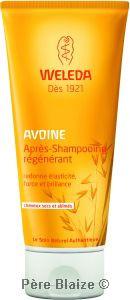 Après-shampooing à l'avoine - 200 ml - WELEDA