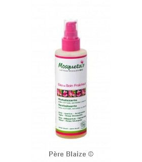 Eau de soin peaux sensibles - 200 ml - KOSMEO MOSQUETA'S