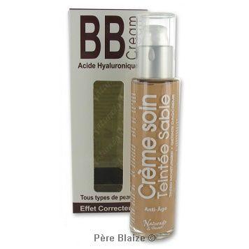 Bb crème HA teintée sable - 50 ml - NATURADO EN PROVENCE