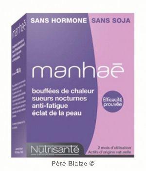 Manhae - 60 capsules - NUTRISANTE