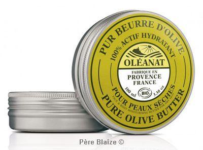 Pur beurre d'olive AOC provence - 100 ml - OLEANAT