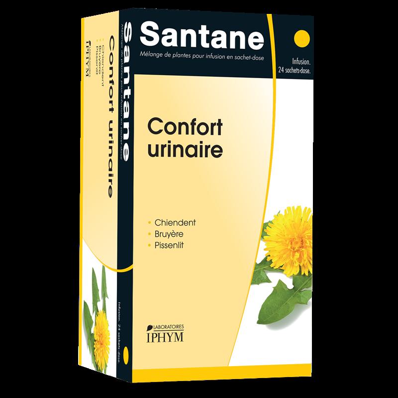 Tisane confort urinaire - 20 sachets (1,5g / sd) - SANTANE - IPHYM