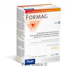 Formag enfants & adultes - 20 sticks - LABORATOIRE PILEJE