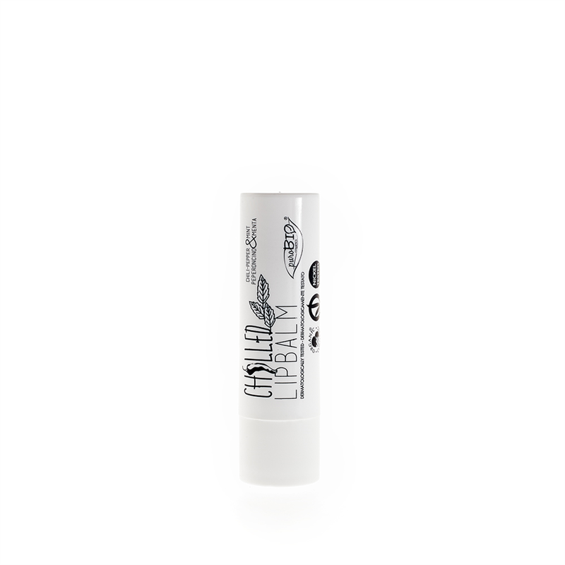 Chilled LIPBALM (repulpant) - 5 ml - PUROBIO COSMETICS