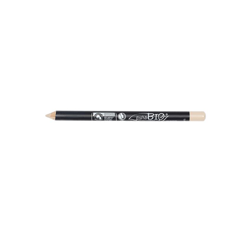 Crayon pour Les yeux  43 - kajal Nude - 1,3 g - PUROBIO COSMETICS